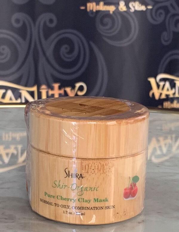 Shira Organic Pure Cherry Clay Mask