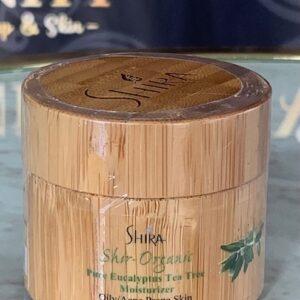 Shira Organic Pure Eucalyptus Tea Tree Moisturizer