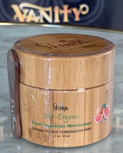 Shira Organic Pure Grapefruit Moisturizer