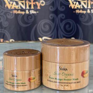 Shira Organic Pure Mango Butter Mask