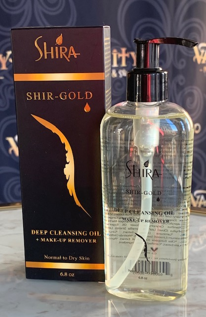 Shir Gold Deep Cleansing Oil Makeup Remover