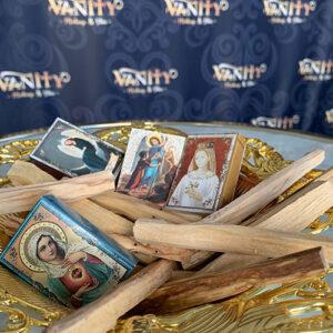 Holy Sticks and Saint Matches