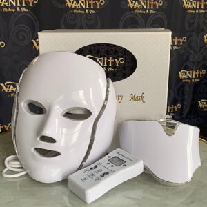 Multi-Color LED Light Mask
